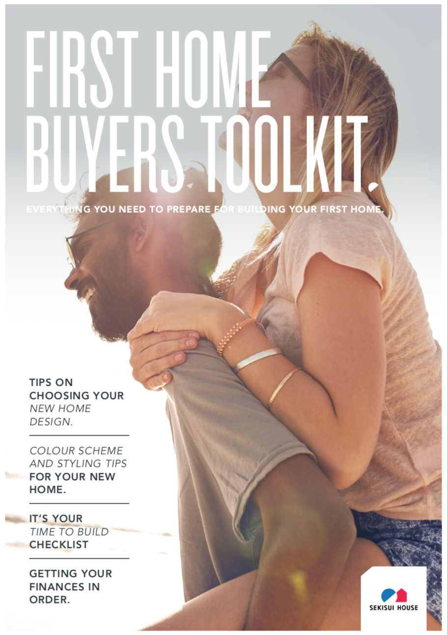 First home buyer toolkit